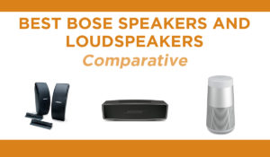 → The best Bose speakers and loudspeakers in Canada in 2021 ♬: Tests, reviews and recommendations ✅