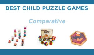 The best puzzle games for children in Canada : our reviews and recommendations