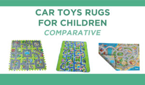 TOP 5 car toys rugs for children in Canada in 2021